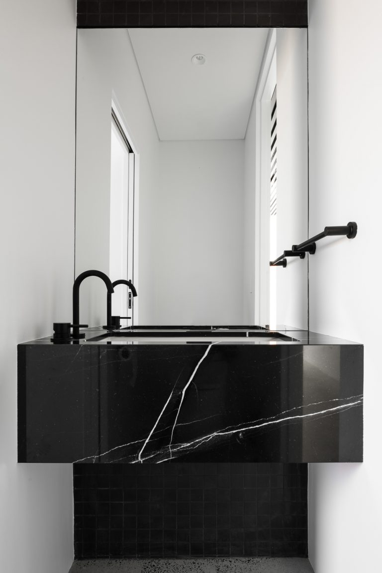 16-bathroom-sink-Nero-marquina-marble-King-George-heritage-renovation-Fremantle-residential-achitecture-by-Robeson-Architects