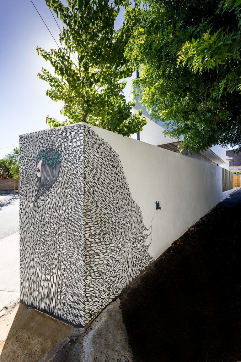 23--Triangle-House-The-Black-Mountains-mural-corner-wrap-Mount-Lawley-architect-by-Robeson-Architects-OPTION3