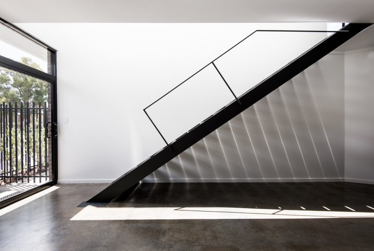 4-Triangle-House-staircase-Mount-Lawley-architect-by-Robeson-Architects