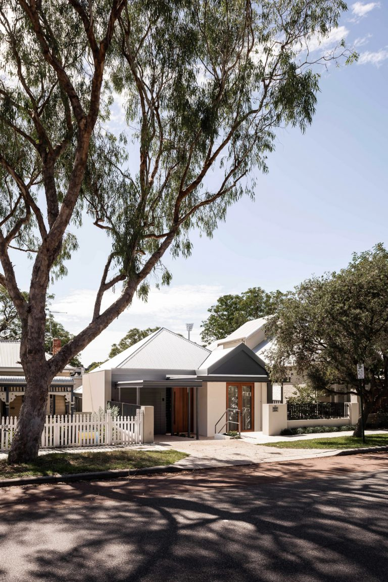 12-street-view-Subiaco-architect-Robeson-Architects-Perth